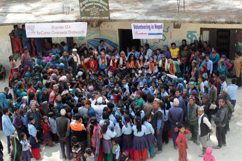 Charity Event Hosted By Langtang Ri Trekking and Expedition