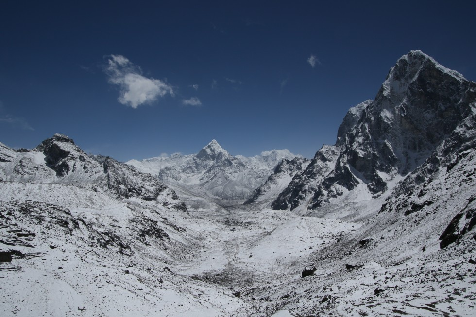 Gokyo Lakes, Everest Base Camp Trek and Island Peak Climb