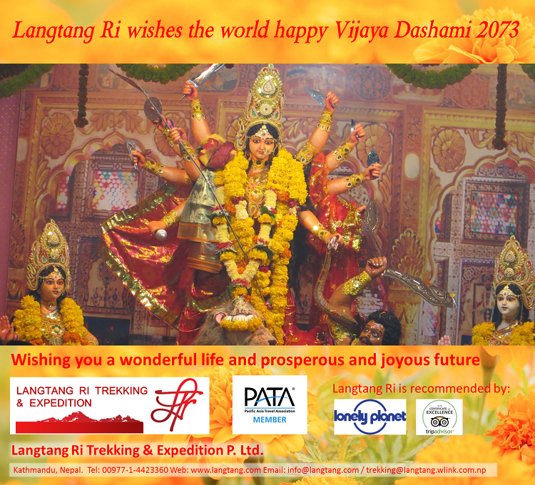 Nepal is ready for Vijaya Dashami 2016 – it will be huge!