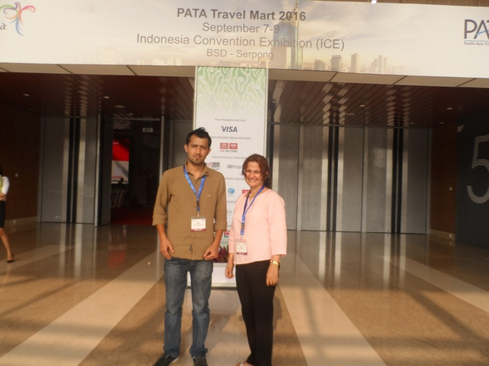 Nepal Tourism Boost from PATA Travel Mart 2016