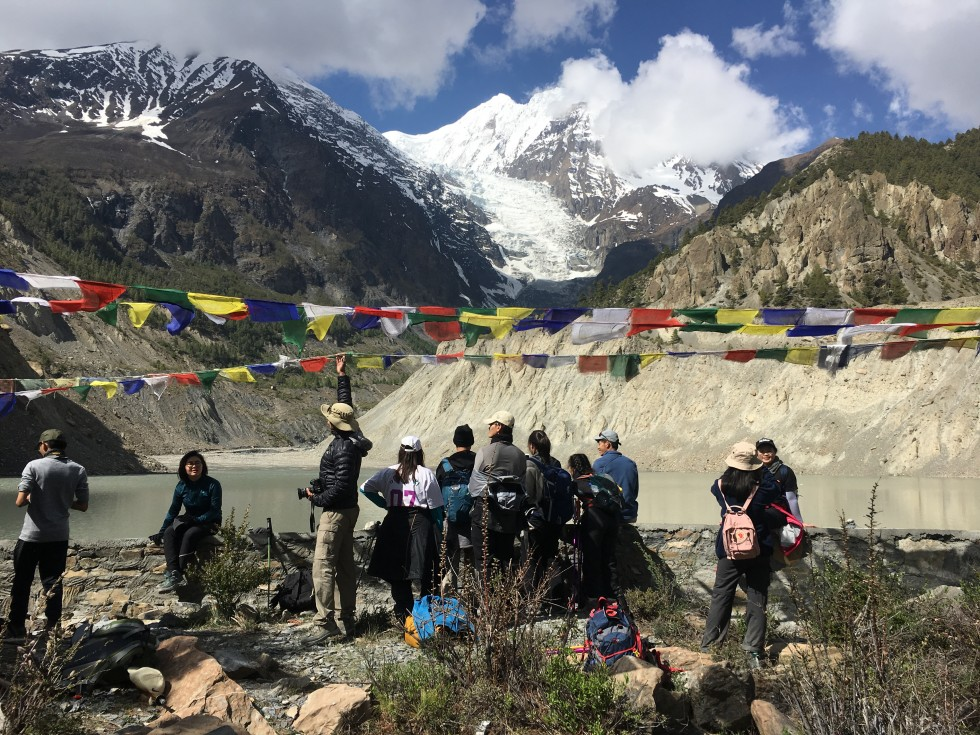 Snow Leopard Trek in Manang