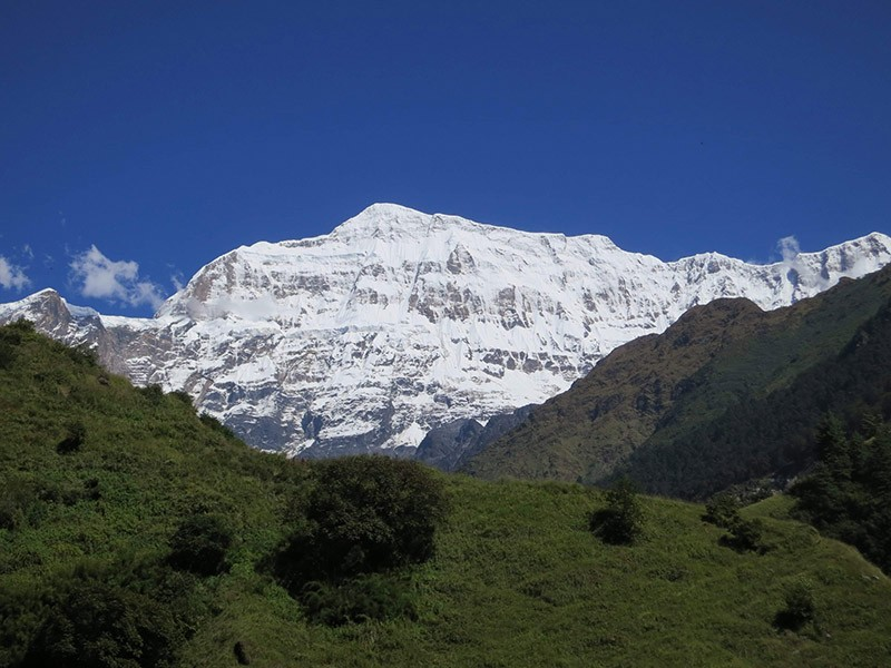 Snowstorm Kills 9 climbers at Gurja camp on Friday October 11
