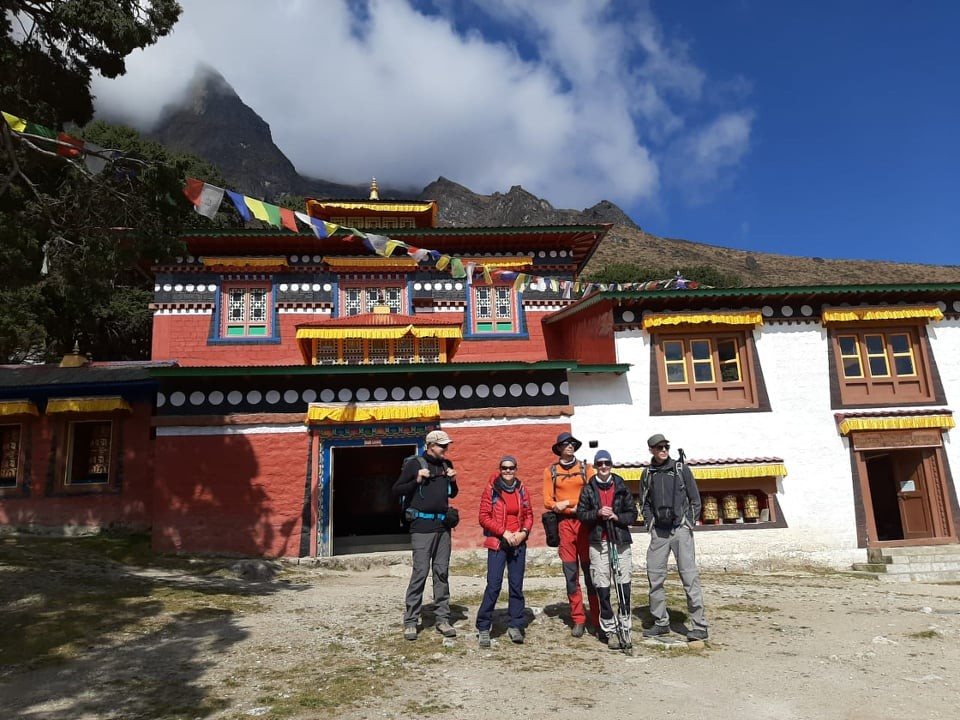 Top Things to do on Tyangboche
