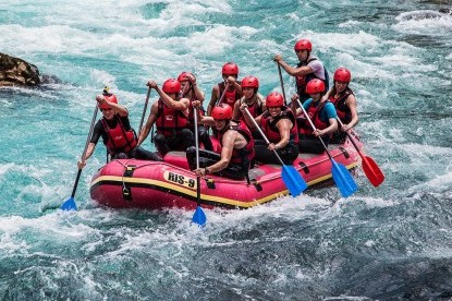 1 Night 2 Days Trishuli Rafting