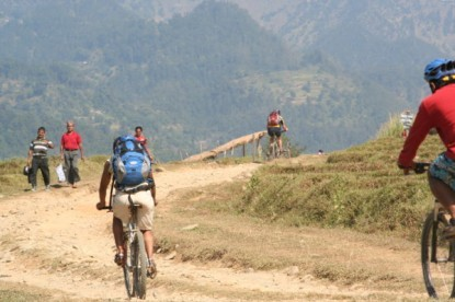3 Day Cycling Tour