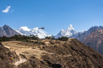 Everest View Heli Trek