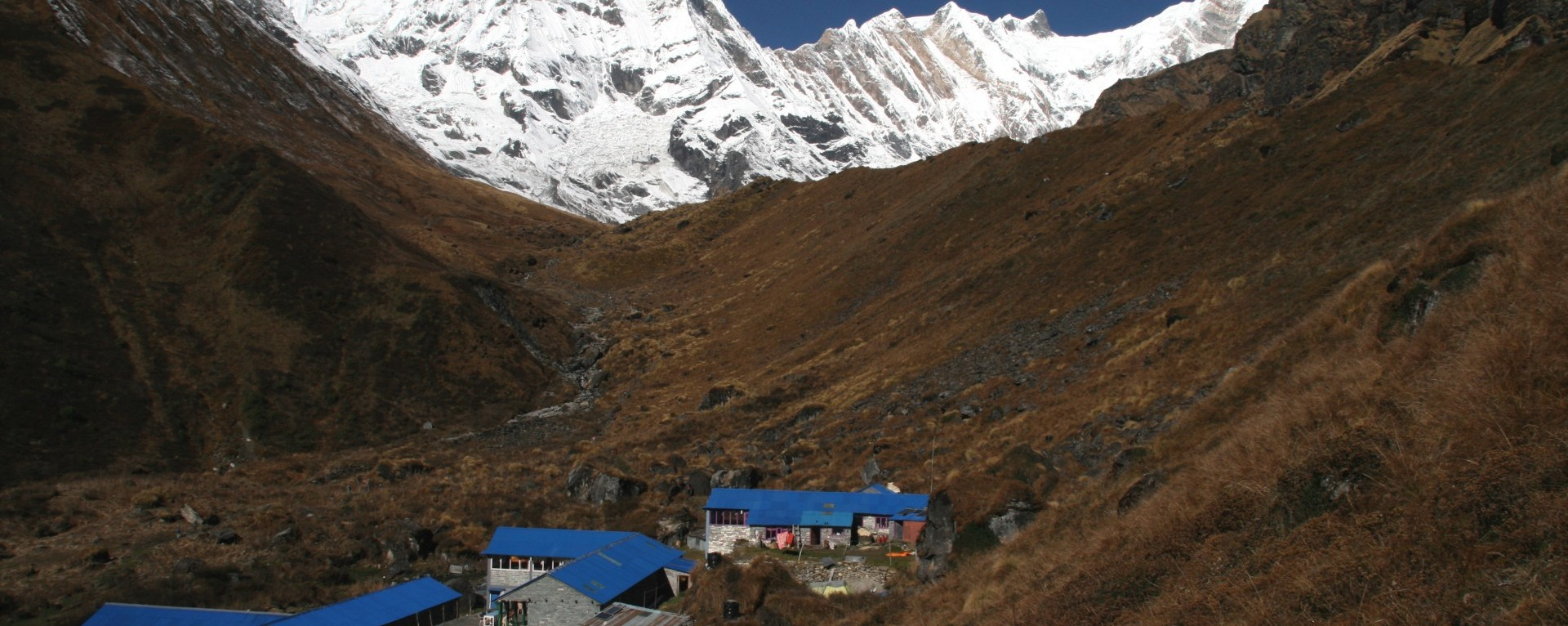 Machha Puchhre base camp
