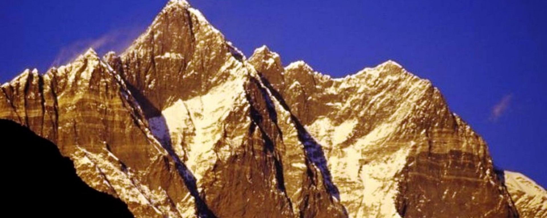 View of Mount Lhotse