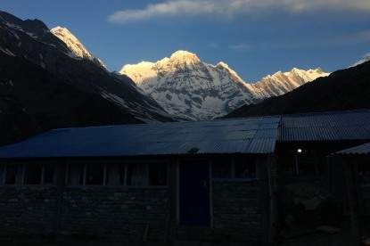 Post-COVID Annapurna Base Camp Camping Trek