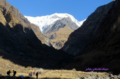 Annapurna Base Camp and Ghorepani Poonhill Trek