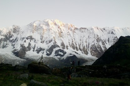 Annapurna Base Camp Trek 17 Days