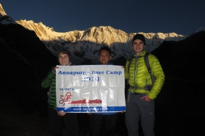 At Annapurna