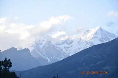 Annapurna Circuit Trek via Poon Hill - 21 Days