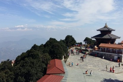 Chandragiri Hills - Day Trip