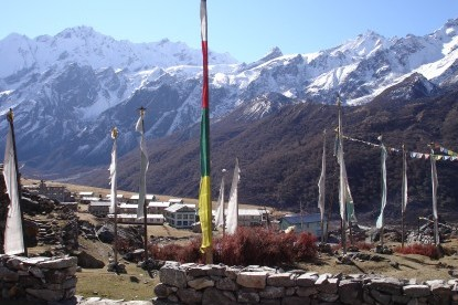 Christmas – New Year Langtang Valley Trek
