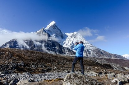 Everest Base Camp Trek  17 days