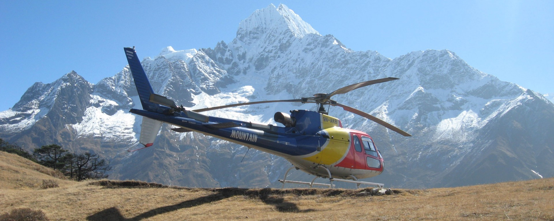 Luxury Heli Trek