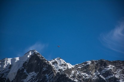 Everest Luxury Heli Trek