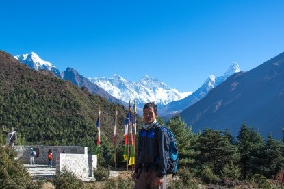 Everest Three High Passes Trek - Kongma La - Cho La - Renjo La Pass