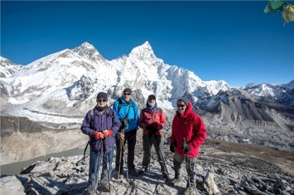 Gokyo Lakes and Everest View Trek