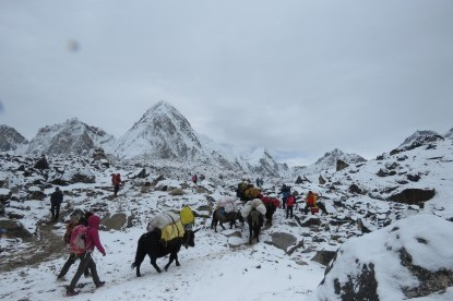 Gokyo Lakes and Renjo-La Pass