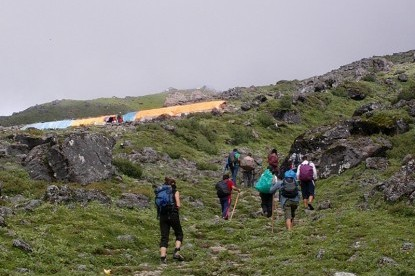 Gosainkunda Lake Trek 13 days