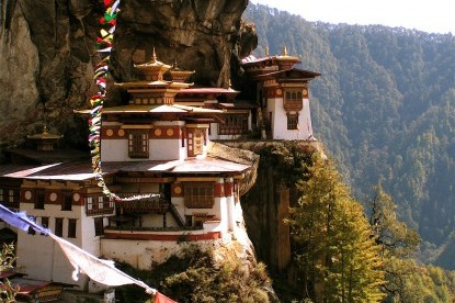 Hidden Kingdom Bhutan Tour