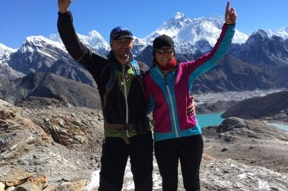 Everest Base Camp and Island Peak Climb (6153 m)