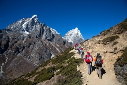 Everest Base Camp and Island Peak Climb