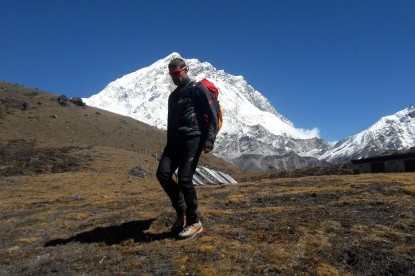 Kharta Valley Trek - Everest in Tibet