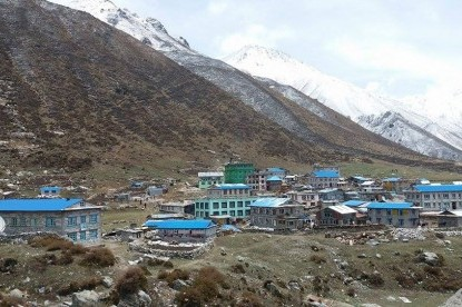Langtang Valley to Kyanjin Gompa