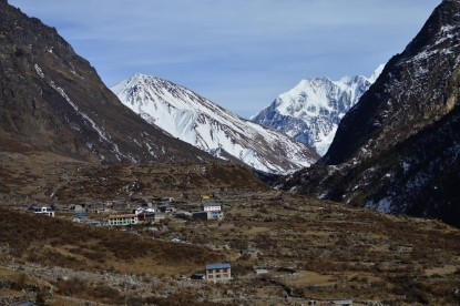 Langtang Lirung Expedition(7227m)