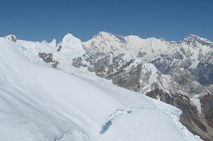 Mera Peak Climbing