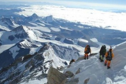 Mount Lhotse Expedition