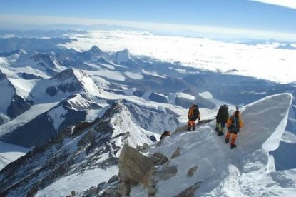 Mt. Lhotse Exepedition