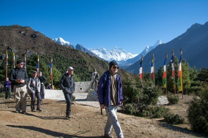 New Year-Everest Base Camp Trek