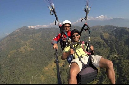 Day Tour - Paragliding