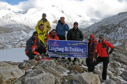 Shishapangma Base Camp Trek