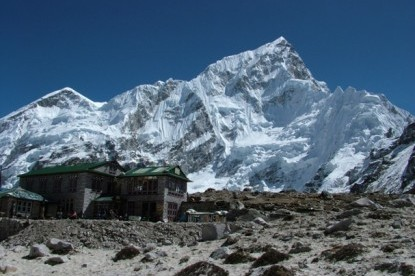 Tingri to Everest Base Camp Trek