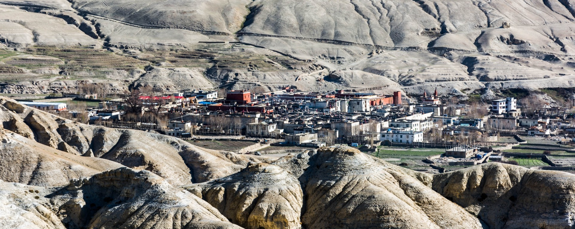 Lo Manthang Village