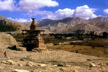 Upper Mustang via Annapurna Sanctuary Trek - 24 Days
