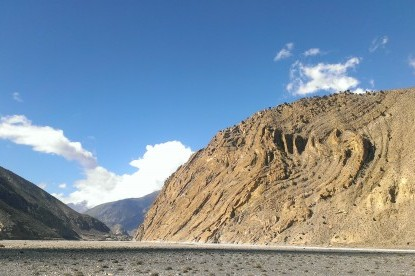 Upper Mustang and Muktinath Temple by Mountain Bike