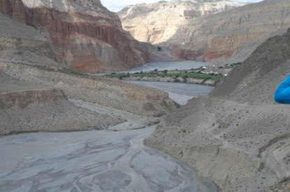 Upper Mustang by Mountain Bike (16 Days)