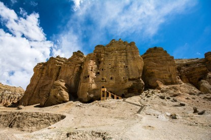Upper Mustang via Ghorepaani Poonhill Trek - 23 Days