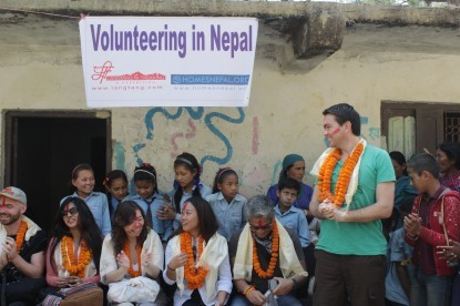 Volunteering Tour in Nepal