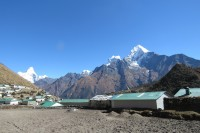 Khumjung Green Village
